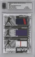 Justin Morneau, Ryan Howard, Steve Nash /9
