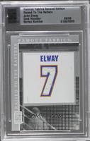 John Elway /9 [ENCASED]