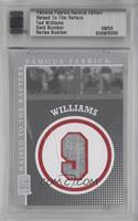 Ted Williams #/9