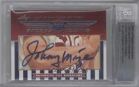 Johnny Mize, Enos Slaughter /9 [BGS AUTHENTIC]