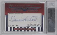 Maurice Richard /29 [BGS AUTHENTIC]