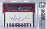 Maxie Baughan, Bob Williams /1 [BGS AUTHENTIC]