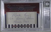 Micki King, Kelly McCormick #/1