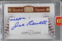 Joe Sewell /100 [CutSignature]