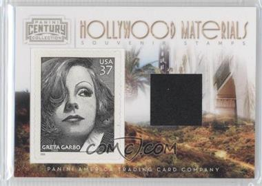 2010 Panini Century Collection - Souvenir Stamps Hollywood Materials #28 - Greta Garbo /250