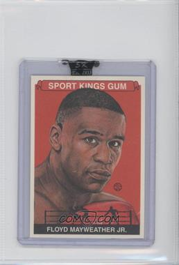 2010 Sportkings Series D - [Base] #171 - Floyd Mayweather Jr.