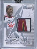 Sheryl Swoopes [Uncirculated]