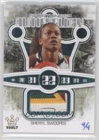Sheryl Swoopes /4