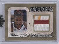 Sheryl Swoopes /10