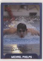 Michael Phelps (Swimming) [EX to NM]