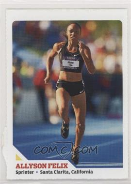 2010 Sports Illustrated for Kids Series 4 - [Base] #497 - Allyson Felix [NoneGoodtoVG‑EX]