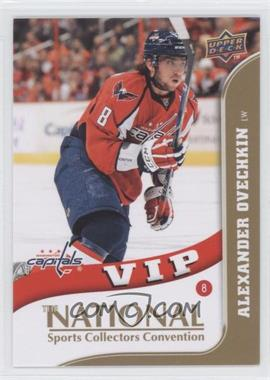 2010 Upper Deck The National - VIP #VIP-1 - Alex Ovechkin