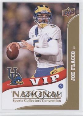 2010 Upper Deck The National - VIP #VIP-4 - Joe Flacco