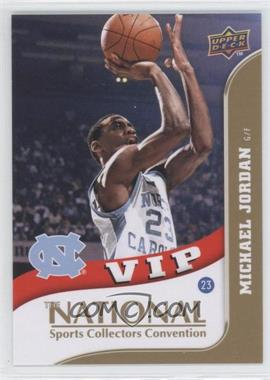 2010 Upper Deck The National - VIP #VIP-5 - Michael Jordan
