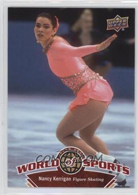 2010 Upper Deck World of Sports - [Base] #228 - Nancy Kerrigan