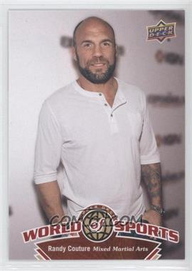 2010 Upper Deck World of Sports - [Base] #255 - Randy Couture