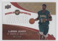 Lebron James /550