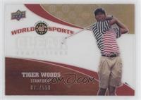 Tiger Woods #/550