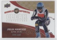 Julia Mancuso /550