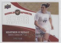 Heather O'Reilly /550
