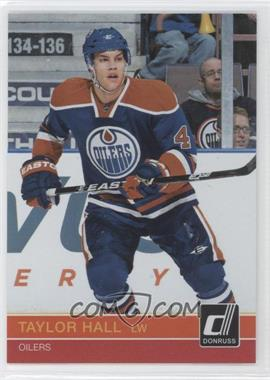 2011 Donruss National Convention - [???] #RR7 - Taylor Hall /25
