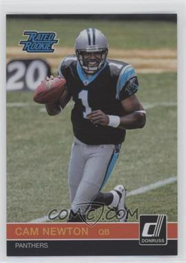 2011 Donruss National Convention - Rated Rookies #RR1 - Cam Newton