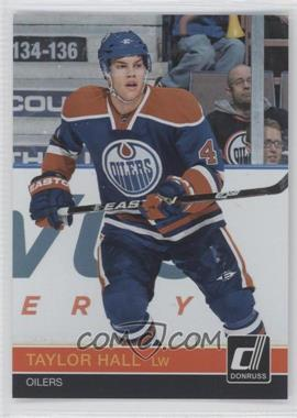 2011 Donruss National Convention - Rated Rookies #RR7 - Taylor Hall