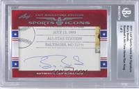 Barry Bonds /3 [ENCASED]