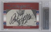 Bob Feller, Early Wynn /2 [BGS AUTHENTIC]