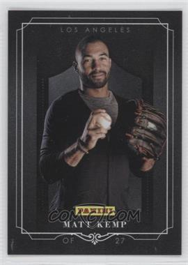 2011 Panini Black Friday - [Base] #18 - Matt Kemp