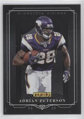 2011 Panini Black Friday - [Base] #3 - Adrian Peterson