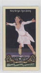 2011 Upper Deck Goodwin Champions - [Base] - Mini #61 - Nancy Kerrigan