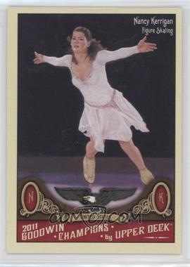 2011 Upper Deck Goodwin Champions - [Base] #61 - Nancy Kerrigan