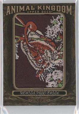 2011 Upper Deck Goodwin Champions - Multi-Year Issue Animal Kingdom Manufactured Patches #AK-97 - Mountain Pygmy Possum