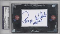 Roger Wehrli /25 [PSA/DNA Certified Auto]