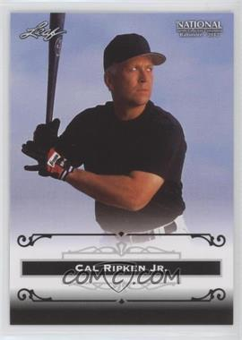 2012 Leaf National Convention - [Base] - National Convention #CR1 - Cal Ripken Jr.
