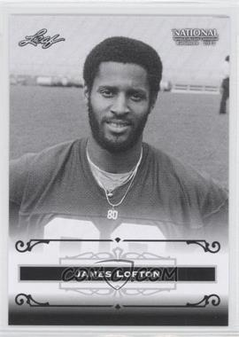 2012 Leaf National Convention - [Base] #JL1 - James Lofton
