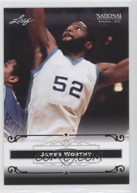 2012 Leaf National Convention - [Base] #JW1 - James Worthy
