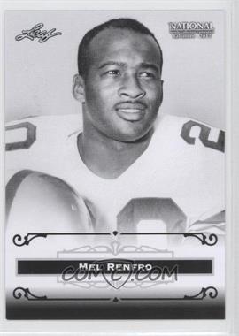 2012 Leaf National Convention - [Base] #MR1 - Mel Renfro
