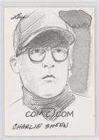 Charlie Sheen (Artist: Kevin-John) #/1