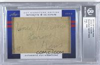 James Naismith /1 [Cut Signature]