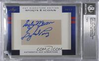 Early Wynn, Gaylord Perry /2 [ENCASED]
