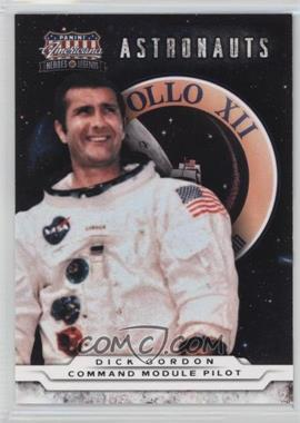 2012 Panini Americana Heroes & Legends - Astronauts #6 - Dick Gordon