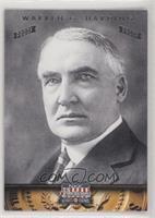 Warren G. Harding #/50