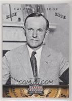 Calvin Coolidge #/50
