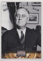 Franklin D. Roosevelt #/50