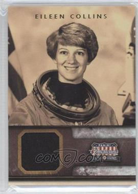2012 Panini Americana Heroes & Legends - Elite - Materials [Memorabilia] #85 - Eileen Collins /299