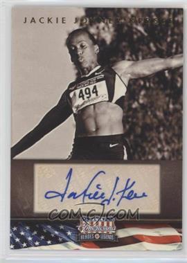 2012 Panini Americana Heroes & Legends - Elite - Signatures [Autographed] #46 - Jackie Joyner-Kersee /368