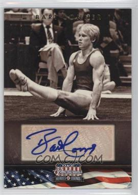 2012 Panini Americana Heroes & Legends - Elite - Signatures [Autographed] #58 - Bart Conner /358