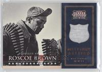 Roscoe Brown /299